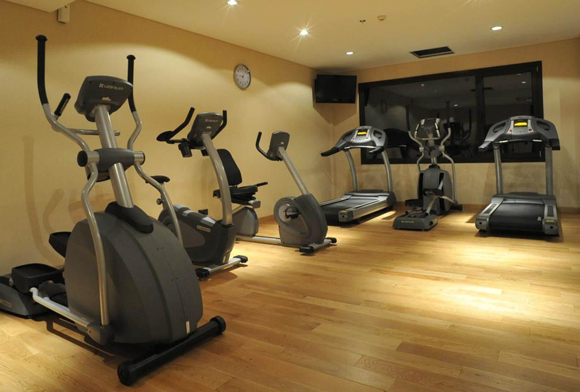 Hinn Ezeiza Fitness Center
