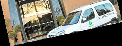 Tranfer y estacionamiento Hinn Ezeiza