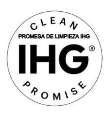 IHG promesa de limpieza