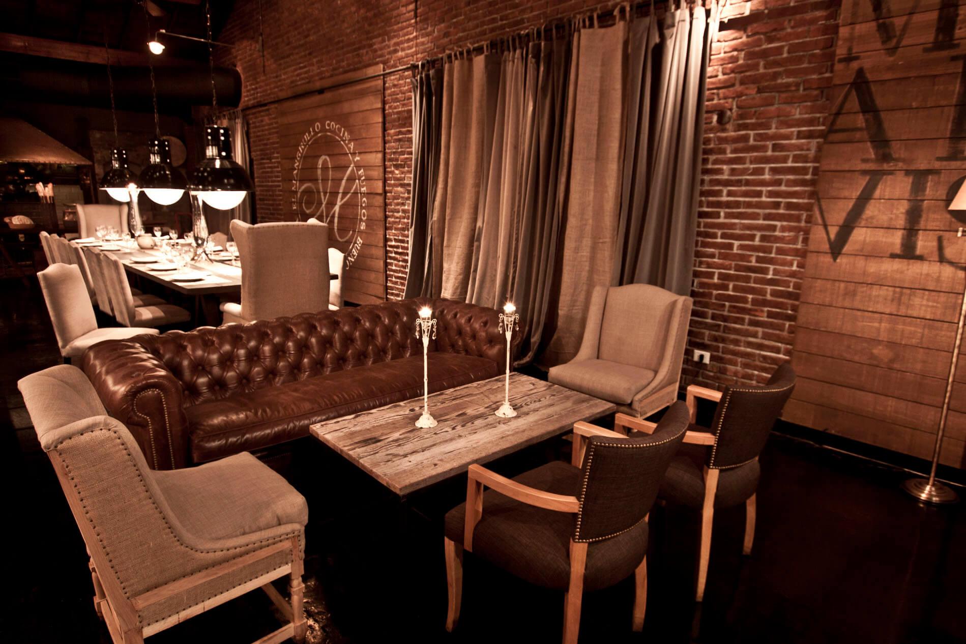 El Magrullo - Hinn Ezeiza Resto y Bar